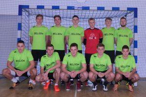 Zacięte mecze i porażki zespołów z podium w Somonińskiej Ligi Piłki Nożnej Halowej