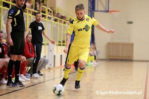 AZS UG II Gdańsk - We - Met Futsal Club. Zespół z Kamienicy wygrał mecz na szczycie i został liderem II ligi
