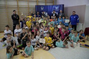 APK Jedynka Kartuzy i GKS Przodkowo zwycięzcami turniejów Żukowskiej Ligi Futsalu Junior