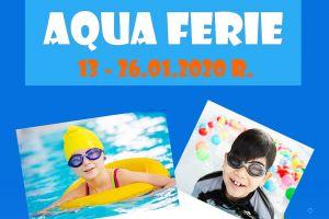 Rodzinna promocja na ferie w Aqua Centrum w Kościerzynie