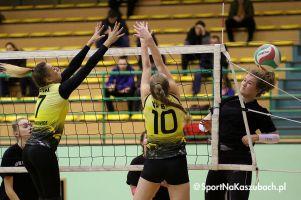 Zacięte mecze na początek roku w Przodkowskiej Lidze Piłki Siatkowej Kobiet