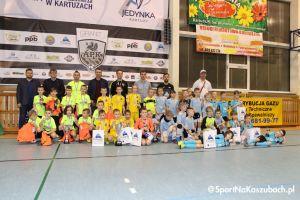APK Jedynka Kartuzy ponownie najlepsza w turnieju halowym Granit Cup 2020