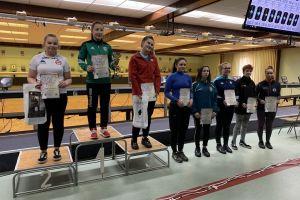 Siostry Malotka - Trzebiatowskie dobrze rozpoczęły rok na zawodach w Zielonej Górze