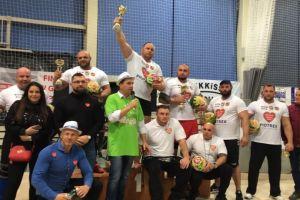 Maciej Hirsz zwycięzcą Pucharu Polski Strongman WOŚP w Szemudzie 2020