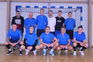 17 bramek Macieja Młyńskiego w meczu w Somonińskiej Lidze Piłki Nożnej Halowej