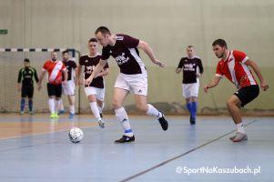Kartuska Halowa Liga Piłki Nożnej zakończyła pierwszą rundę. Kto zagra w grupie mistrzowskiej?
