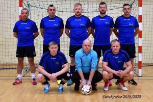 Sierpasz wygrał mecz na szczycie i jest o krok od mistrzostwa ligi w Sierakowicach
