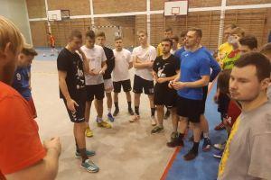 SPR GKS Żukowo rozegrał pierwszy sparing podczas przygotowań do drugiej rundy I ligi