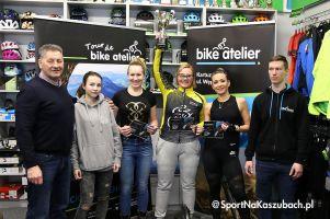 Lorek i Lewandowska zwycięzcami wyścigu na trenażerach Kartuski Klasyk Bike Atelier 2020
