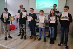Młodzi szachiści zagrali w GOK-u o mistrzostwo gminy Somonino