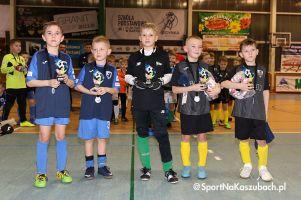 Dragon Bojano lepszy od APK Jedynki Kartuzy w finale turnieju Granit Cup rocznika 2011 w Kartuzach