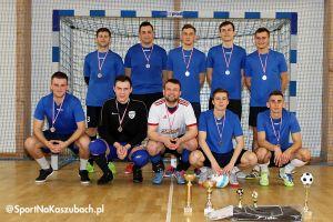 Atom wygrał Turniej Prawdy, Nokaut odebrał złote medale na zakończenie ligi halowej w Somoninie 2019/2020