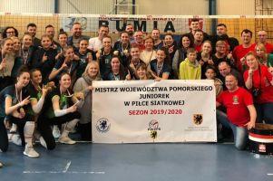 Wieżyca 2011 Stężyca zdobyły mistrzostwo Pomorza juniorek. Zdecydowała wygrana w Rumi