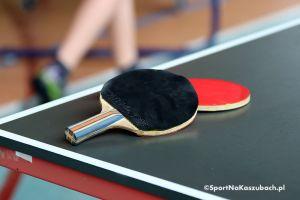 Rusza cykl turniejów tenisa stołowego w Miechucinie. W ten weekend podwójne zmagania