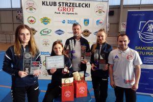 Diana Malotka - Trzebiatowska zdobyła Srebrny Pierścień Zaślubin z Morzem w setną ich rocznicę