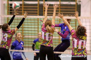 Walentynkowe zakończenie sezonu zasadniczego w Przodkowskiej Lidze Piłki Siatkowej Kobiet