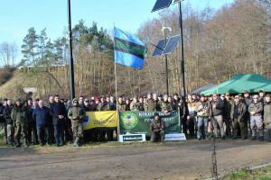 Wędkarze z koła PZW 82 Gryf Żukowo otworzyli sezon zawodami na Raduni