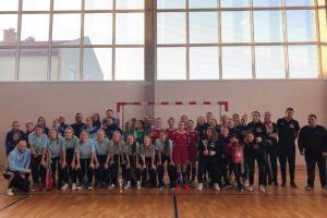 Olimpico Malbork/ Pantery Sierakowice bez awansu do Młodzieżowych Mistrzostw Polski w Futsalu Kobiet U14