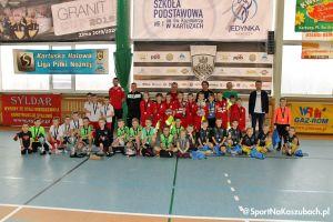Cykl Granit Cup 2020 w Kartuzach zakończony. Gowidlino zwycięzcą ostatniego turnieju rocznika 2009
