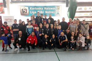 Cartusia i Morena na podium zapaśniczego turnieju w Kartuzach