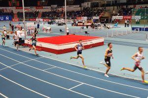 Marszk, Mikołajewska i Gruchała startowali w Halowych Mistrzostwach Polski w Lekkiej Atletyce w Toruniu