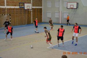 Mecz mistrza z wicemistrzem zwieńczył sezon 2019/2020 Żukowskiej Ligi Futsalu