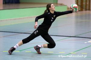 Przodkowska Liga Piłki Siatkowej Kobiet. Pierwsze mecze play - off dla faworytek