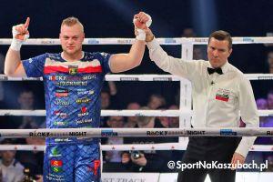 Efektowne zwycięstwa Meyny i Longa na gali bokserskiej w Stężycy