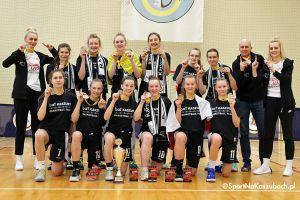 Bat Kaszuby wygrał ostatni mecz i cały turniej ligi EGBL U17 w Sierakowicach