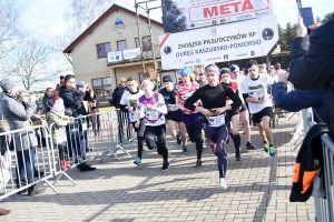 Kiełpino czwarty raz pobiegło z okazji Dnia Pamięci Żołnierzy Wyklętych
