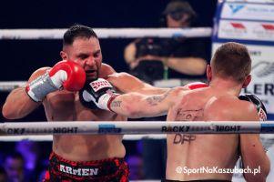 Gala boksy zawodowego Rocky Boxing Night w Stężycy - galeria nr 2