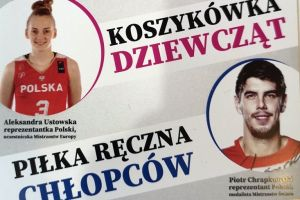 W SP nr 5 w Kartuzach prowadzi nabór rocznika 2013 do I klasy sportowej
