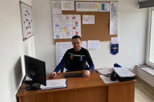 Sebastian Letniowski: warunki w Raduni Stężyca są na poziomie czołówki II ligi