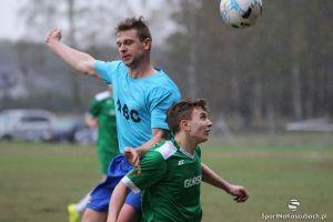 Amator Kiełpino - Sporting Leźno 6:0 (2:0). Gospodarze na fali, goście w coraz większym kryzysie
