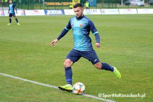 Górnik Konin - Radunia Stężyca. Gol w 90 minucie rozstrzygnął mecz otwierający rundę