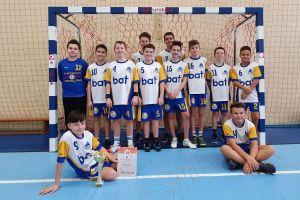 Chłopcy z Piątki wygrali półfinał i zagrają o medale Wojewódzkich Igrzysk Dzieci w Piłce Ręcznej