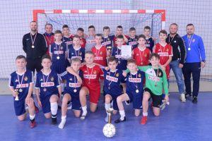 Gryf Słupsk triumfował w Turniej Piłki Nożnej Halowej Kiełpino Cup / Somonino Cup rocznika 2007