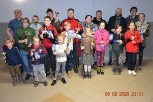 Kujawski zwyciężył w Mistrzostwach Gminy Żukowo w Warcabach