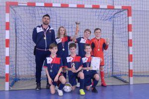 GKS Kolbudy, Amator Kiełpino i Vigo Tuchom na podium turnieju Kiełpino Cup
