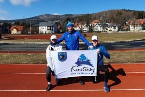 Obóz przygotowawczy i start w MP LZS biegaczy z Żukowa i Kartuz
