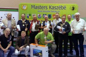 Turniej baśki Bëtowò Cup o Puchar Burmistrza Bytowa. Wygrali Tadeusz Malek i Słupia Sulęczyno