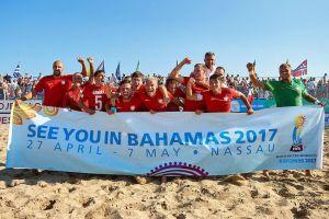 Plażowa reprezentacja Polski z Łukaszem Stasiakiem awansowała do finałów mistrzostw świata w beach soccerze