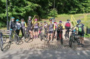Rodzinny rajd rowerowy na rozpoczęcie lata w sobotę z Rowerowymi Kaszubami