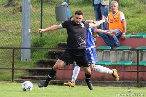GKS Przodkowo - Pogoń II Szczecin 5:1 (1:0). Czwarty kolejny mecz bez porażki, ale dopiero drugie zwycięstwo w sezonie