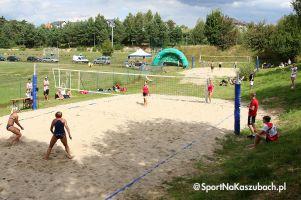 Turnieje siatkówki plażowej w Żukowie w tym roku w sierpniu