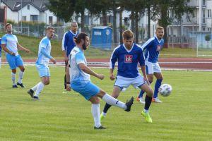Sześć bramek w sparingu Pogoni Lębork z GKS-em Przodkowo