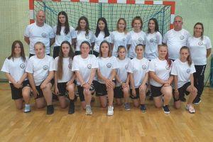 Piłkarki z Sierakowic i Malborka zagrały w Mistrzostwach Polski LZS