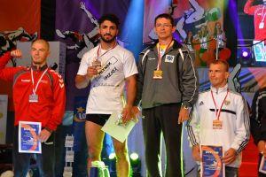 Edgar Melkumov kolejny raz został mistrzem Polski seniorów w zapasach. Zawodnicy z Kartuz bez medalu