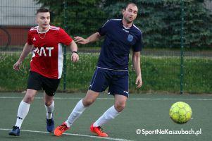 Trwa runda rewanżowa Kartuskiej Amatorskiej Ligi Piłki Nożnej. Lider powiększył przewagę