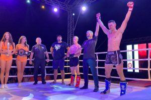 Adam Kryszewski, Kamil Mateja i Kacper Śleszyński zwyciężyli na gali Duet Fight Night w Gdańsku